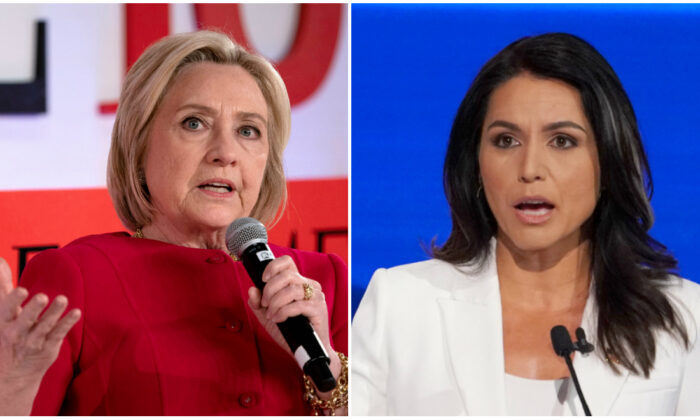 Dallas: Gabbard Attorneys Demand Retraction of Hillary Clinton's 'Defamation'
