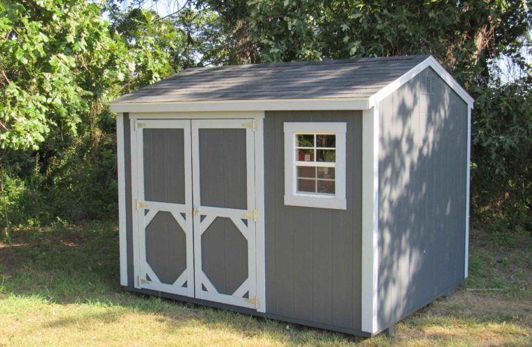 Dallas Custom Garden Shed