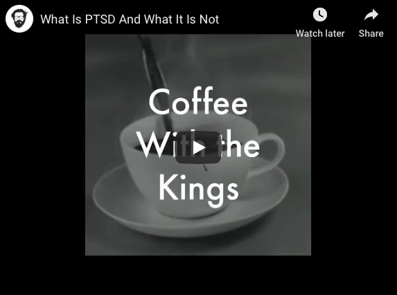 Dallas What Is PTSD And What It Is Not
