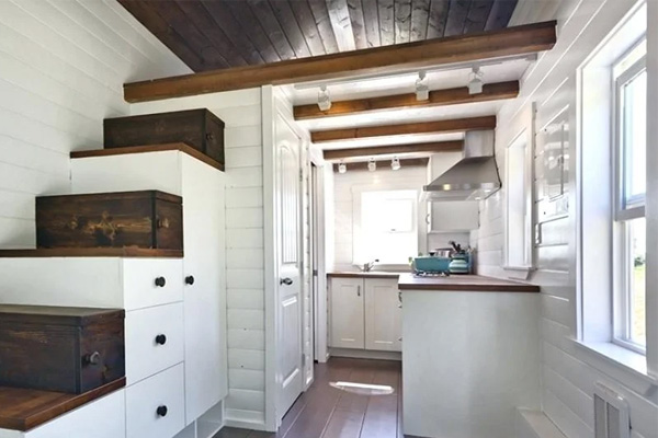 Pre-Built Tiny House Shells near Dallas