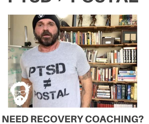 PTSD DOES NOT EQUAL POSTAL Dallas